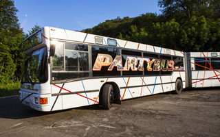 Party Bus Budapesten